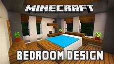 minecraft tutorial how to build a modern house ep 6 bedroom furniture design ideas youtube