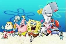 Gambar Ikan Spongebob Nano Gambar