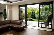 porta de vidro para sala construdeia com