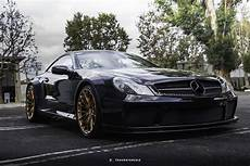 mercedes sl65 amg black series mercedes sl65 amg black series gets new set of rims