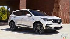 2019 acura rdx photos review of the 2019 acura rdx car reviews auto123