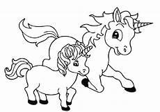 Gratis Malvorlagen Einhorn Junior Malvorlage Baby Einhorn Batavusprorace