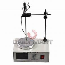new magnetic stirrer with heating plate hotplate mixer 85 2 619956480004 ebay