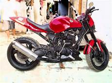Tiger Modif Harley by Honda Tiger Modifikasi Harley Thecitycyclist