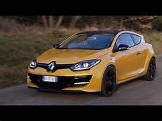 renault megane coupe rs 2014 test drive only sound