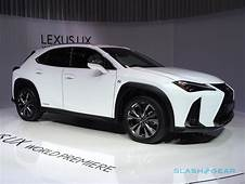 2019 Lexus UX Crossover Gives New Hybrid An Urban Edge