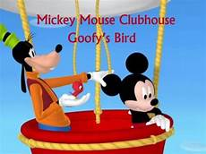 nehty s mickey mousem mickey mouse clubhouse goofy s bird episode