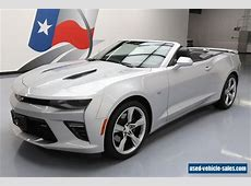 2017 Chevrolet Camaro for Sale in the United States