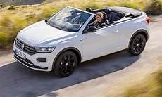 neues vw t roc cabrio 2020 erste testfahrt autozeitung de