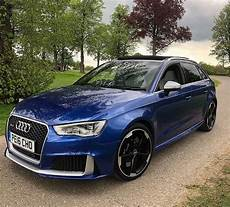 audi rs3 2016 audi rs3 2016 sepang blue best combo in richmond