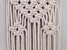 tuto macramé facile macrame wall hanging julie eye see