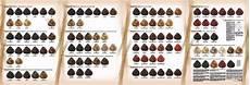 Elgon Color Chart 26 Redken Shades Eq Color Charts ᐅ Templatelab