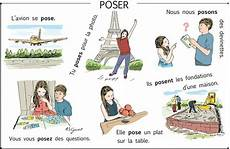 le a poser 35 best images about le verbe on student