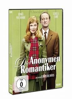 Die Anonymen Romantiker - die anonymen romantiker auf dvd
