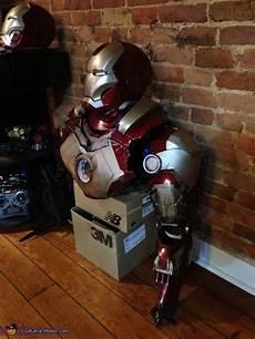 Malvorlagen Ironman Pdf Creative Iron Costume Photo 2 5