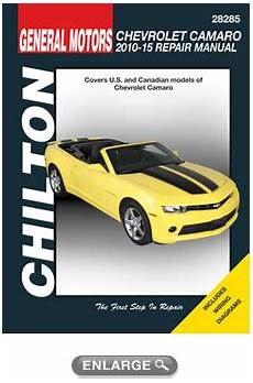 car maintenance manuals 2001 chevrolet camaro engine control chevy camaro chilton repair manual 2010 2015 hay28285