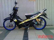 Modifikasi Motor R New by Kumpulan Foto Modifikasi R New Standar Dan Simple