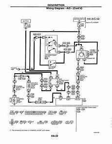 1998 nissan frontier ac wiring diagram repair guides heating ventilation air conditioning 1999 description autozone