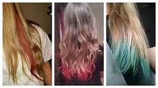 How To Dye Hair With