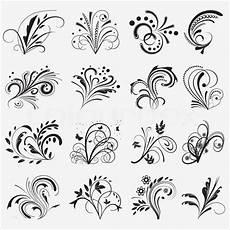 ornamente vorlagen inspiration vector illustration