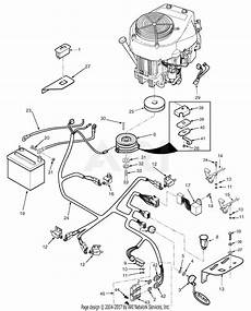 82206958 wiring harness diagram scag stc48v 19kai tiger cat s n e4600001 e4699999 parts diagram for electrical system