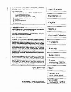 how to download repair manuals 1996 acura integra electronic toll collection acura integra 1990 1993 full repair service manual download service manual repair manual pdf