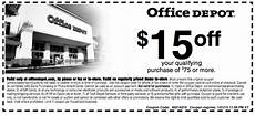 Office Depot Coupons Discounts by Office Depot 20 Coupon W Discount Code Coupon Code 2015