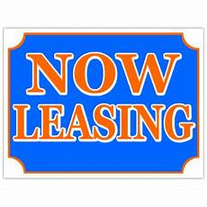 Cheap Apartments Now Leasing by Now Leasing Lawn Signs Apartment Signs Blue