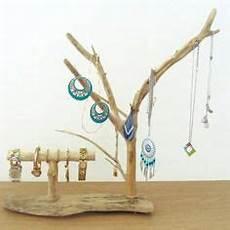 présentoir bijoux bois porte bijoux bois flott 233 pr 233 sentoir arbre 224 bijoux