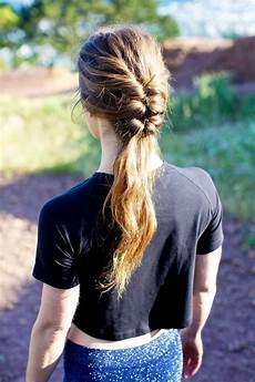 14 braided ponytail hairstyles new ways to style a braid