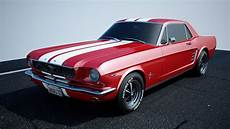 Andrej Stefancik Automotive Cg Ford Mustang 1966 Coupe