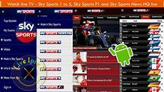 Sky Sport News Live - sky sports android apk for sky sports tv channels on