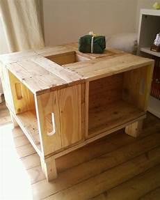 Table Fait De Palette De Bois Search Meubles En