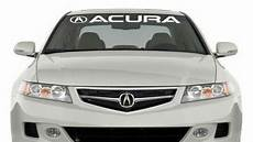 acura windshield vinyl decal sticker emblem logo graphic