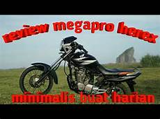Modifikasi Megapro Primus Herex by Review Megapro Primus Modifikasi Megapro Herex