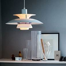 Louis Poulsen Ph 5 Classic Pendant White Design