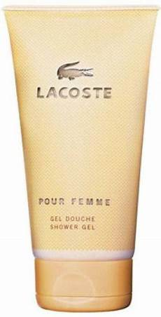 lacoste pour femme shower gel price in india buy