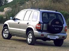 2000 Kia Sportage Base 4dr 4x4 Information Autoblog