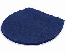 wc deckelbezug wc deckelbezug kleine wolke soft royalblau 47 x 50 cm bei