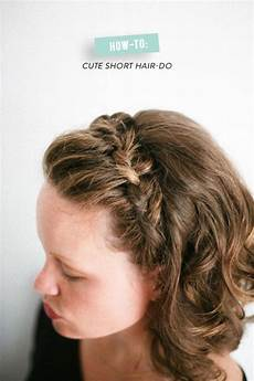 how to braided do for short hair hair steps crown braids and short hair