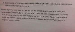 вопросы в экзамене по программе носитель русского языка