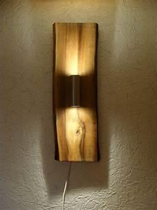 rustikale handgefertigte wandle led strahler