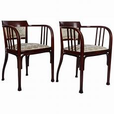 Otto Möbel Sale - thonet armchairs attributed to otto wagner for sale at 1stdibs