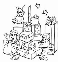 presents colouring in for families magazine