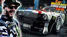 ken block ken block hoonicorn v2 car mechanic simulator 2018