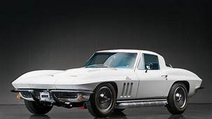 1966 Chevrolet Corvette Sting Ray 427/425 Big Tank Coupe