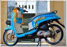 Modifikasi Scoopy Babylook by 2019 Modifikasi Scoopy Terbaru Babylook Thailook Stylish
