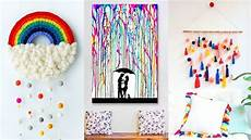 diy room decor 4 easy crafts ideas at home diy and