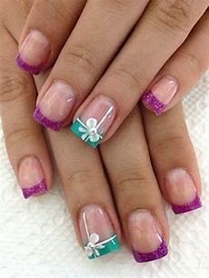 56 wonderful bow nail art designs fashionre
