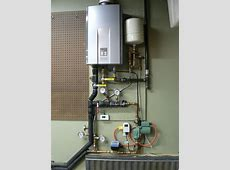 how to size a water heater
